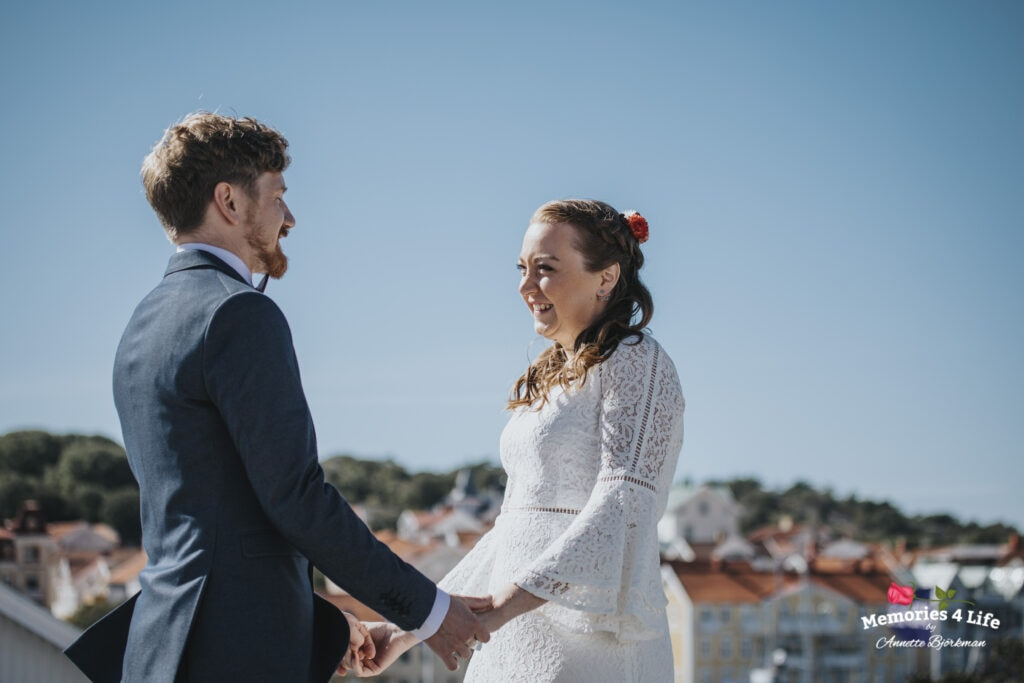 Bröllop Marstrand 2