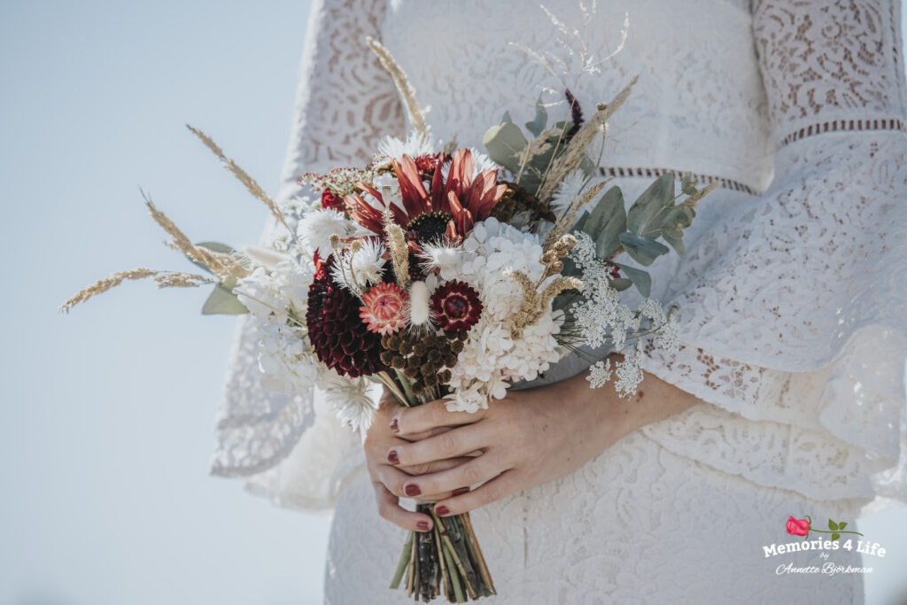 Bröllop Marstrand 1