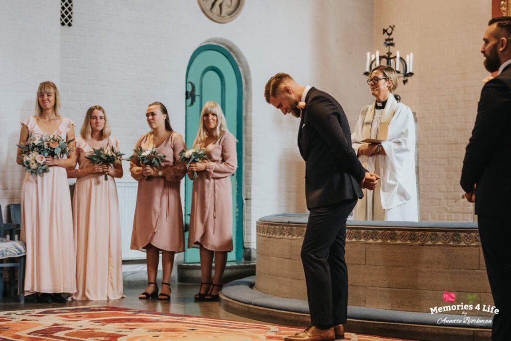 Bröllop i Masthuggskyrkan och fest på Donsö 6