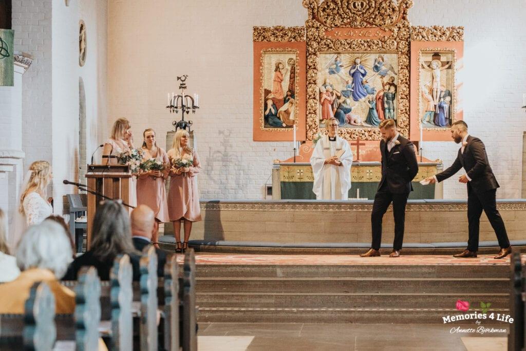 Bröllop i Masthuggskyrkan och fest på Donsö 7