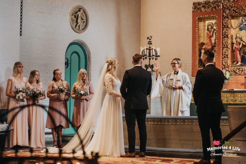 Bröllop i Masthuggskyrkan och fest på Donsö 9
