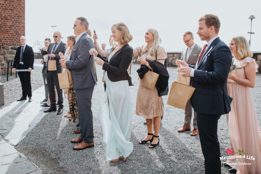 Bröllop i Masthuggskyrkan och fest på Donsö 11