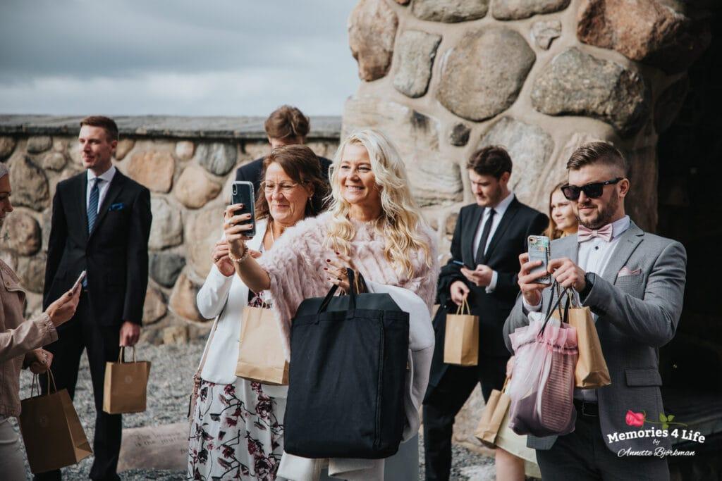 Bröllop i Masthuggskyrkan och fest på Donsö 14