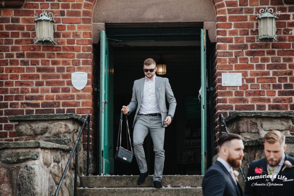Bröllop i Masthuggskyrkan och fest på Donsö 15