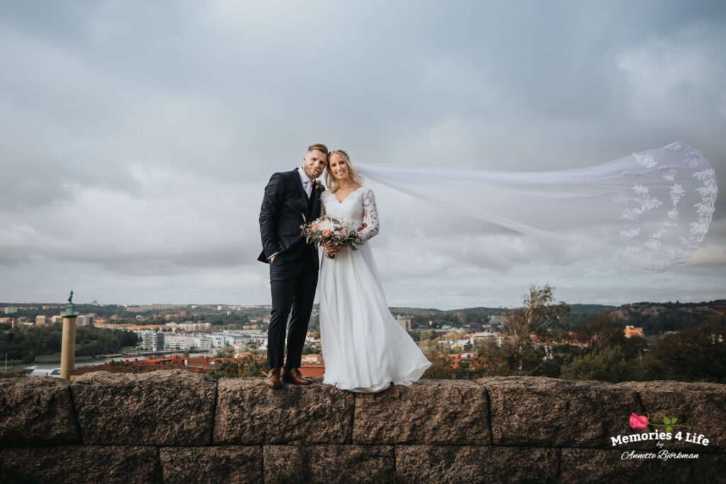 Bröllop i Masthuggskyrkan och fest på Donsö 19