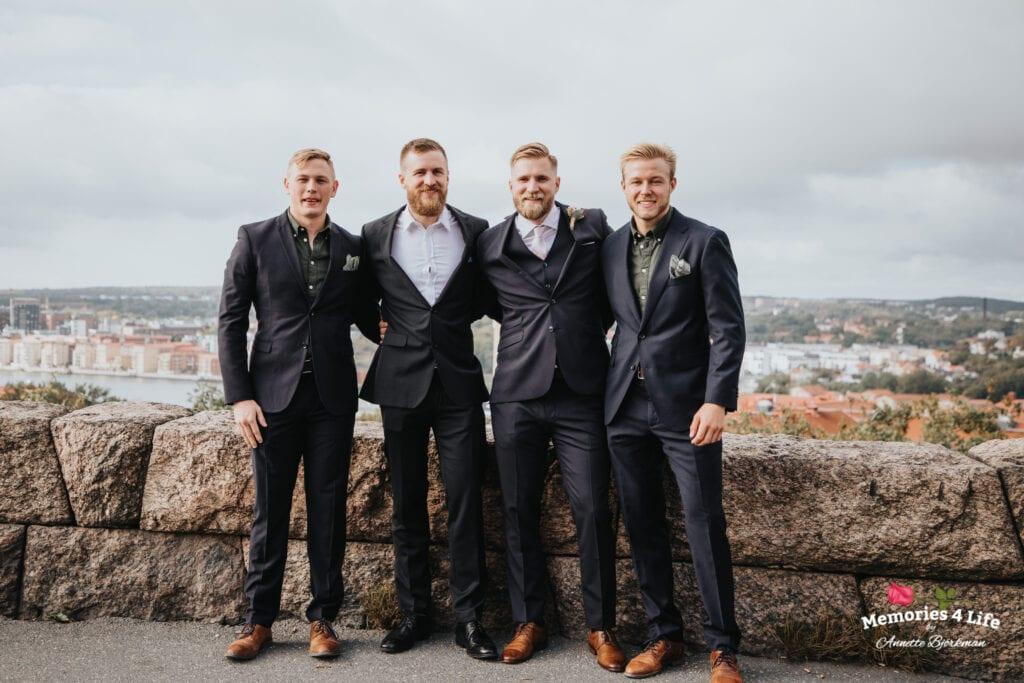Bröllop i Masthuggskyrkan och fest på Donsö 18