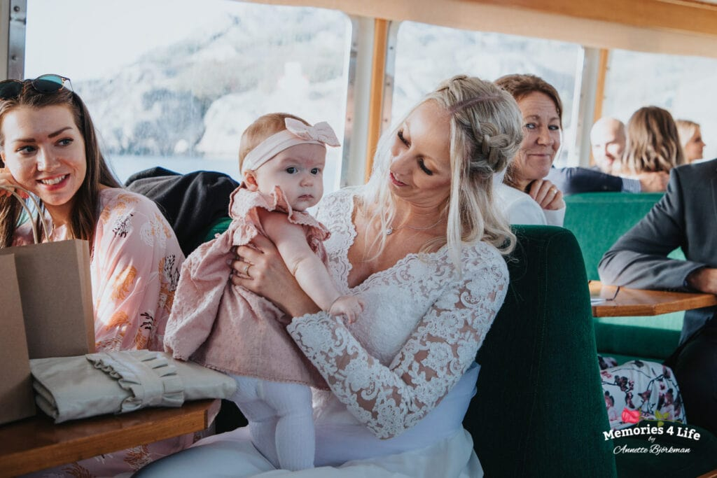 Bröllop i Masthuggskyrkan och fest på Donsö 30