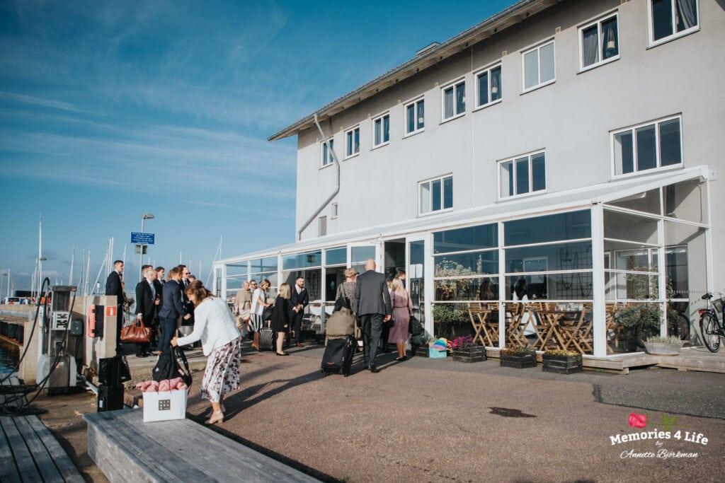 Bröllop i Masthuggskyrkan och fest på Donsö 33