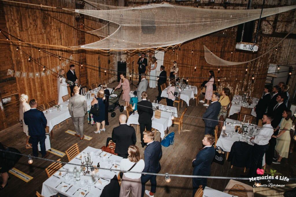 Bröllop i Masthuggskyrkan och fest på Donsö 34