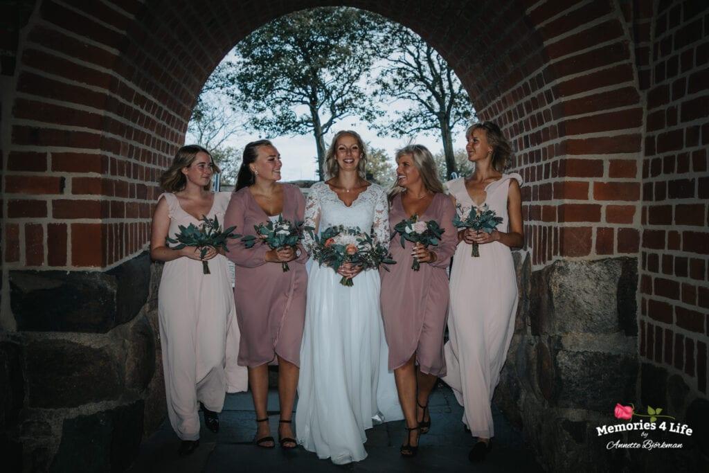 Bröllop i Masthuggskyrkan och fest på Donsö 3