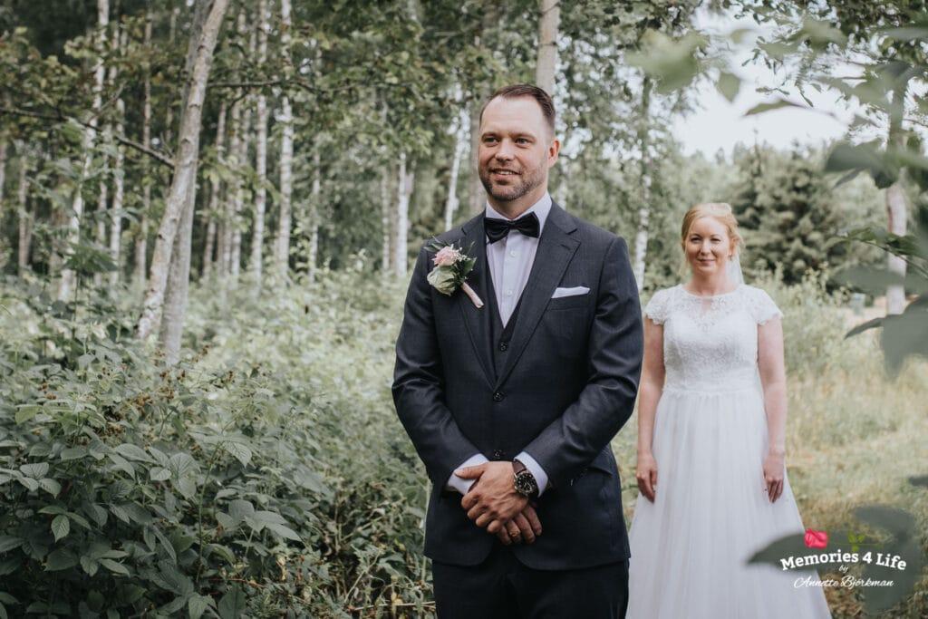 Trädgårdsbröllop i Önum 5