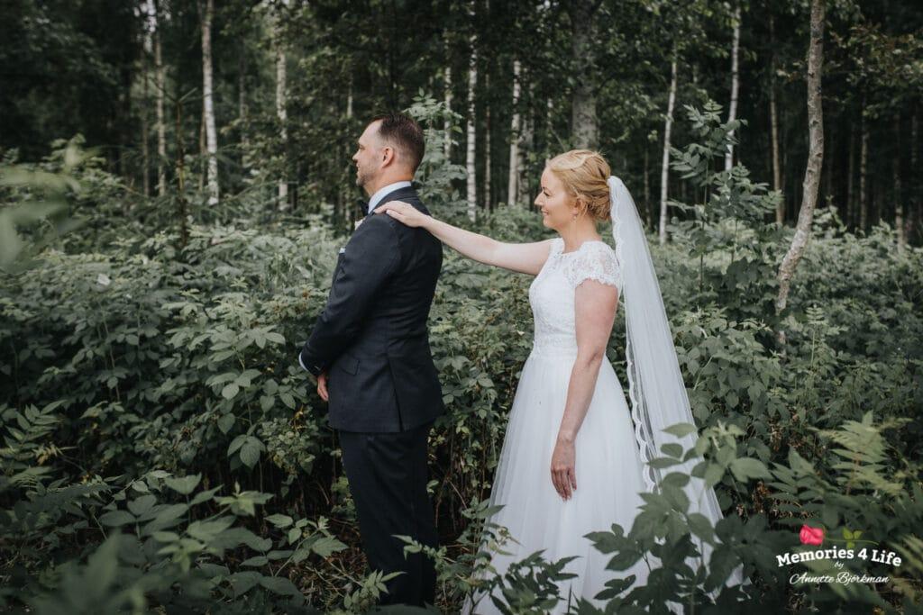Trädgårdsbröllop i Önum 6