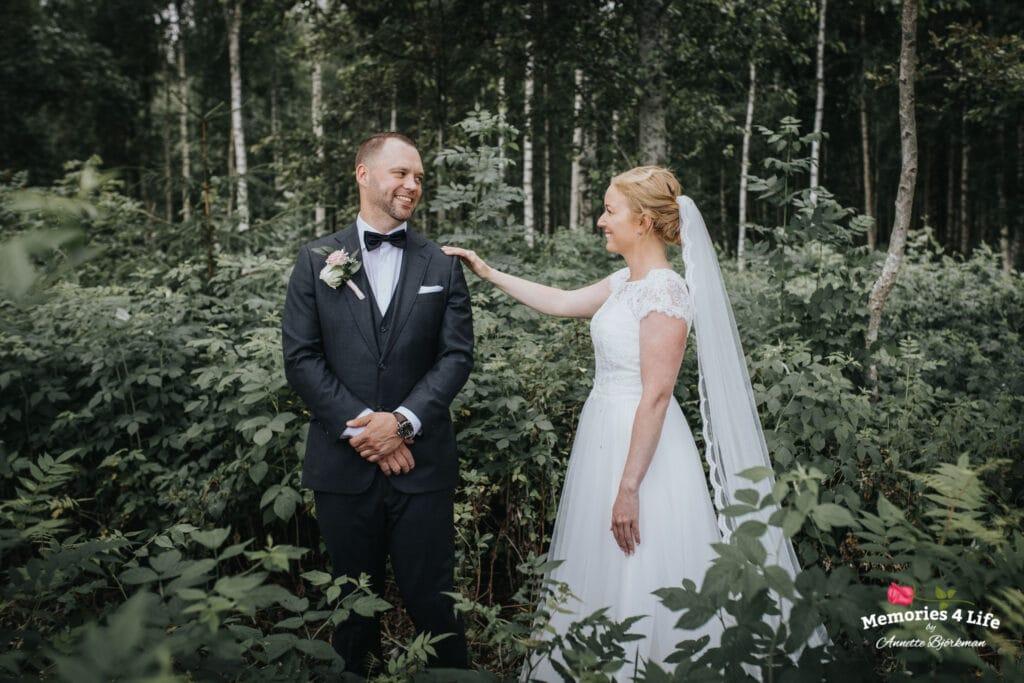 Trädgårdsbröllop i Önum 7