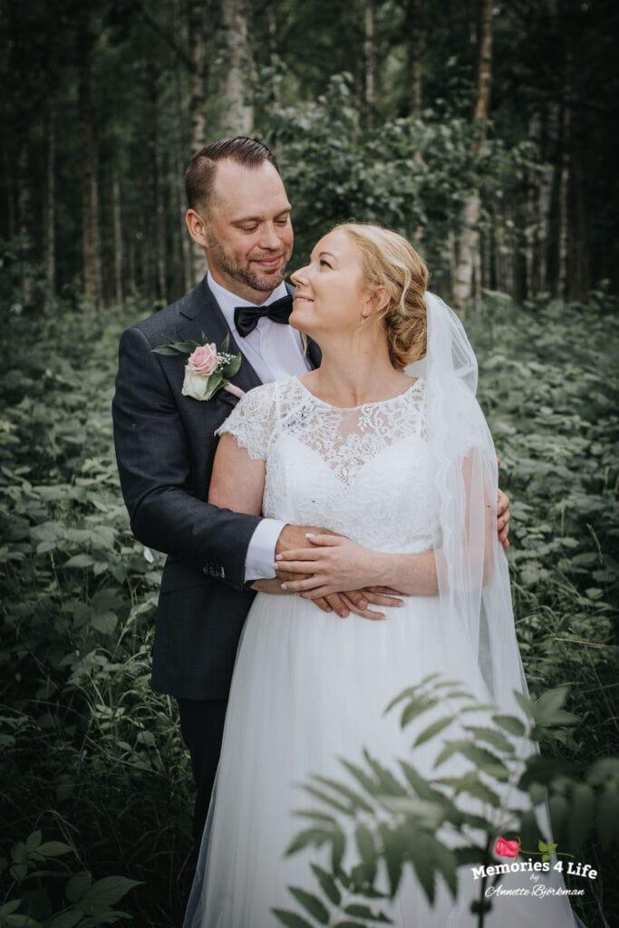 Trädgårdsbröllop i Önum 16