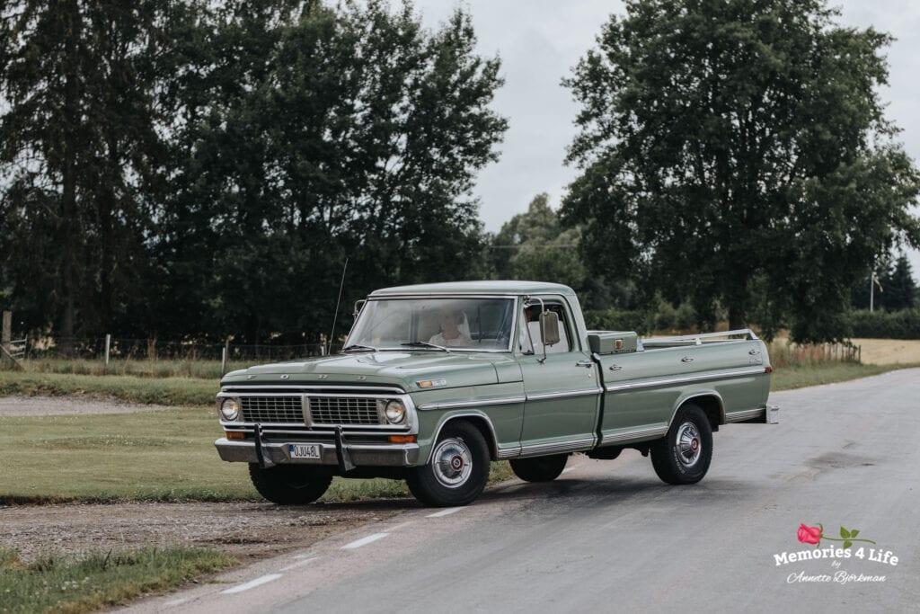 Amerikans pickup