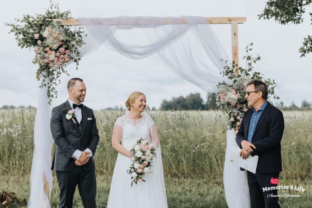 Trädgårdsbröllop i Önum 20
