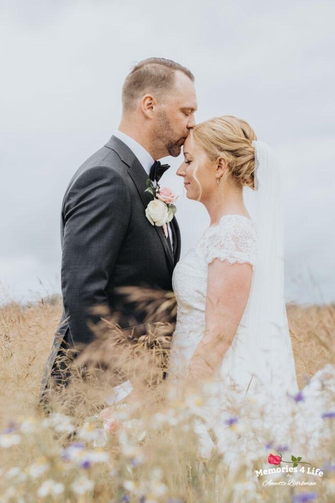 Trädgårdsbröllop i Önum 32