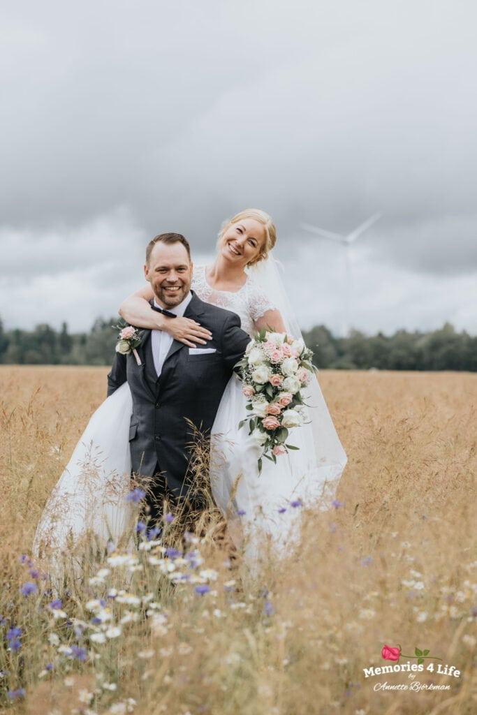 Trädgårdsbröllop i Önum 28