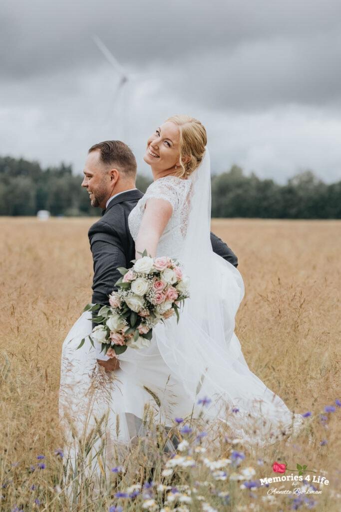 Trädgårdsbröllop i Önum 27
