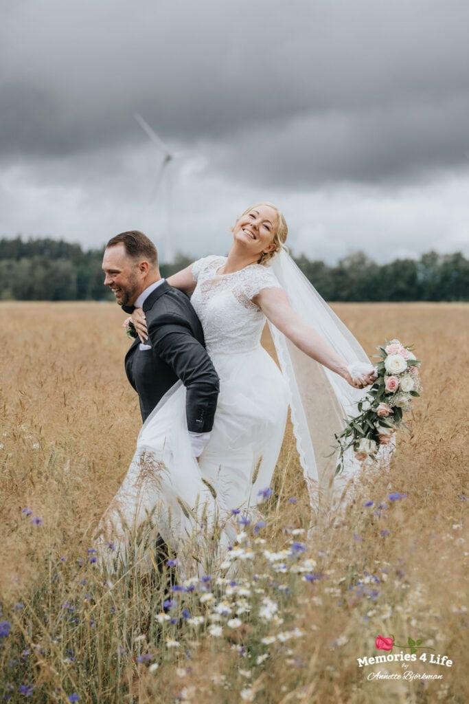Trädgårdsbröllop i Önum 30