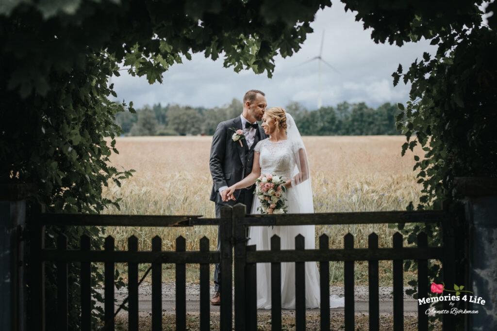 Trädgårdsbröllop i Önum 31