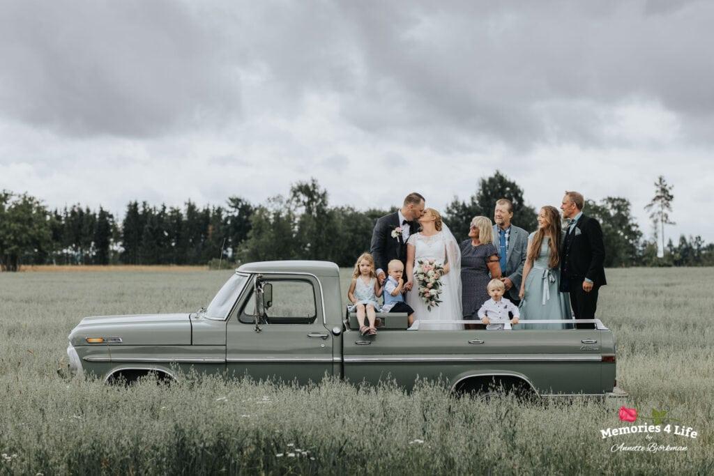 Trädgårdsbröllop i Önum 35