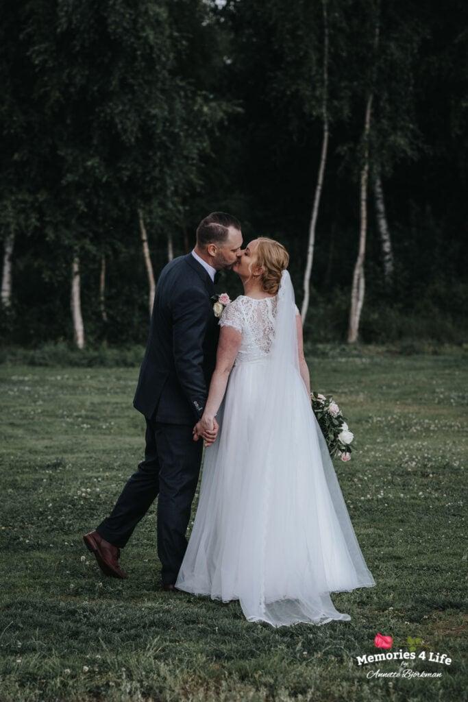 Trädgårdsbröllop i Önum 47