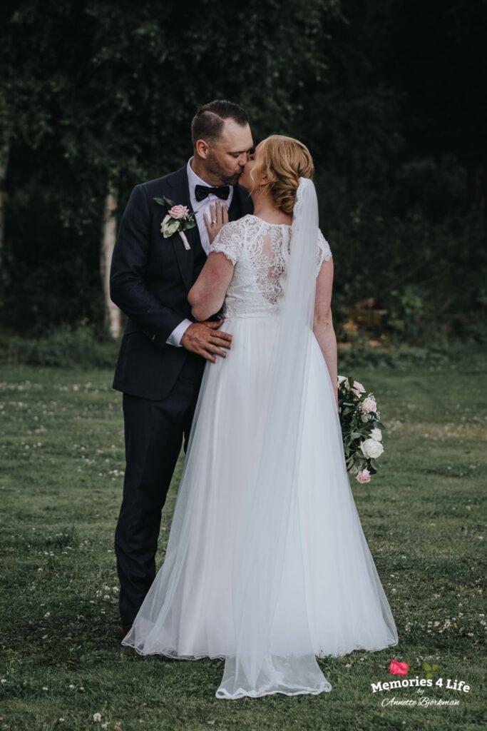 Trädgårdsbröllop i Önum 48