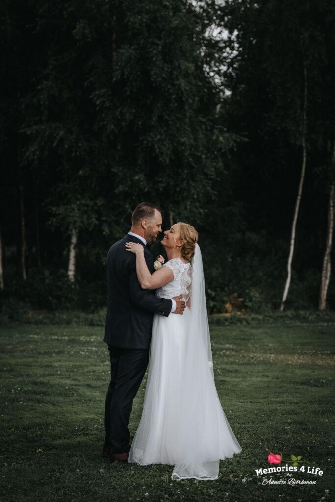 Trädgårdsbröllop i Önum 50