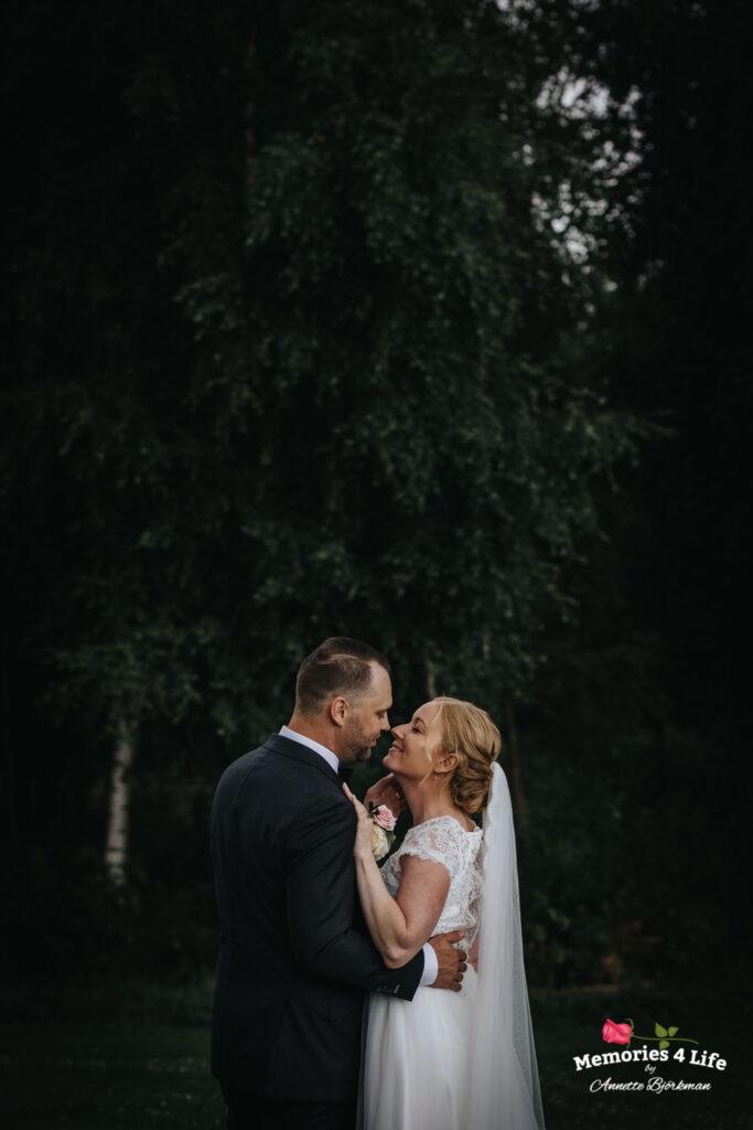 Trädgårdsbröllop i Önum 46