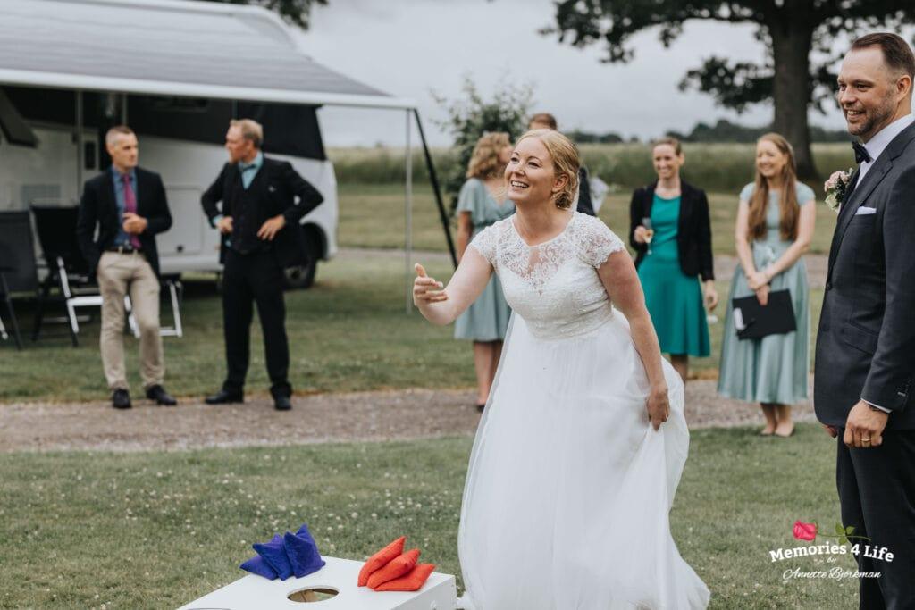 Trädgårdsbröllop i Önum 51