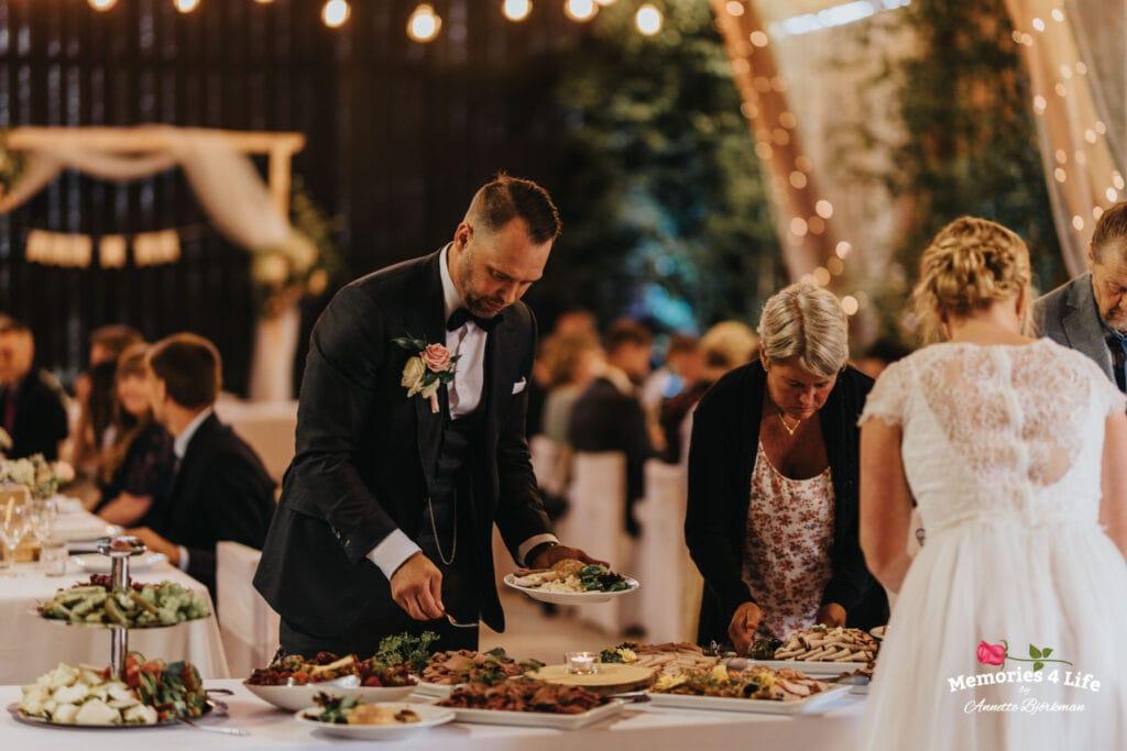 Trädgårdsbröllop i Önum 57